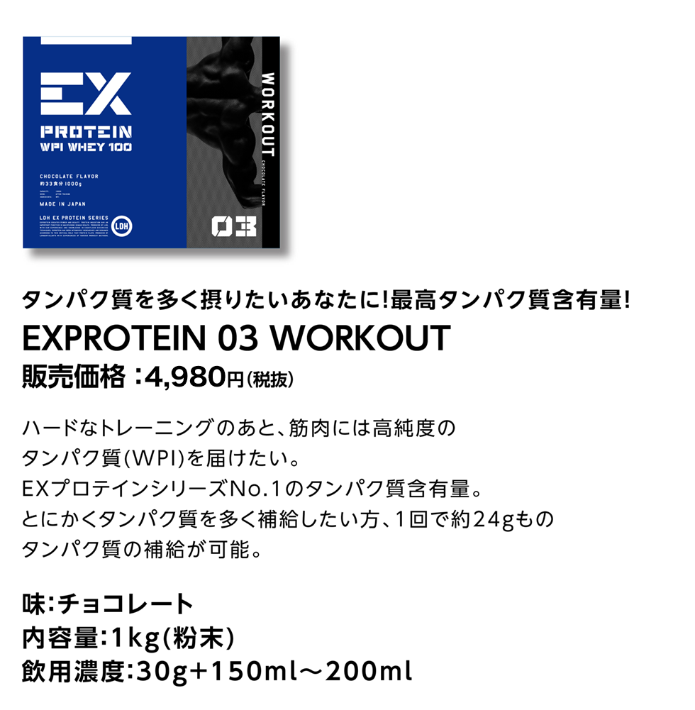 exprotein